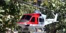 ماکت هلیکوپتر 206 در سایز بزرگ