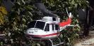 ماکت هلیکوپتر 214 در سایز بزرگ