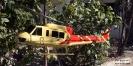 ماکت هلیکوپتر بل 214 در سایز بزرگ