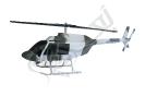 ماکت هلیکوپتر 206